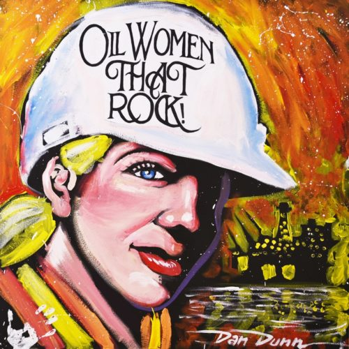 Oilwoman That Rock