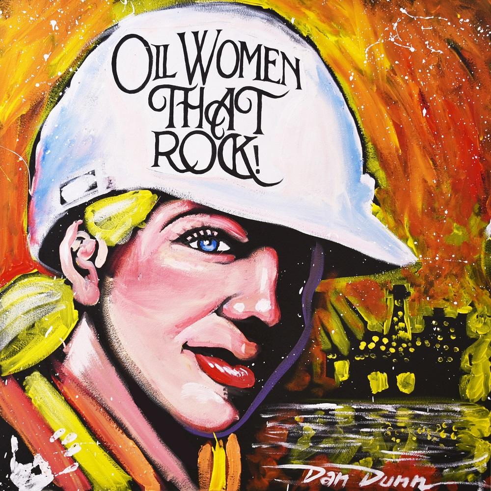 Oilwoman That Rock