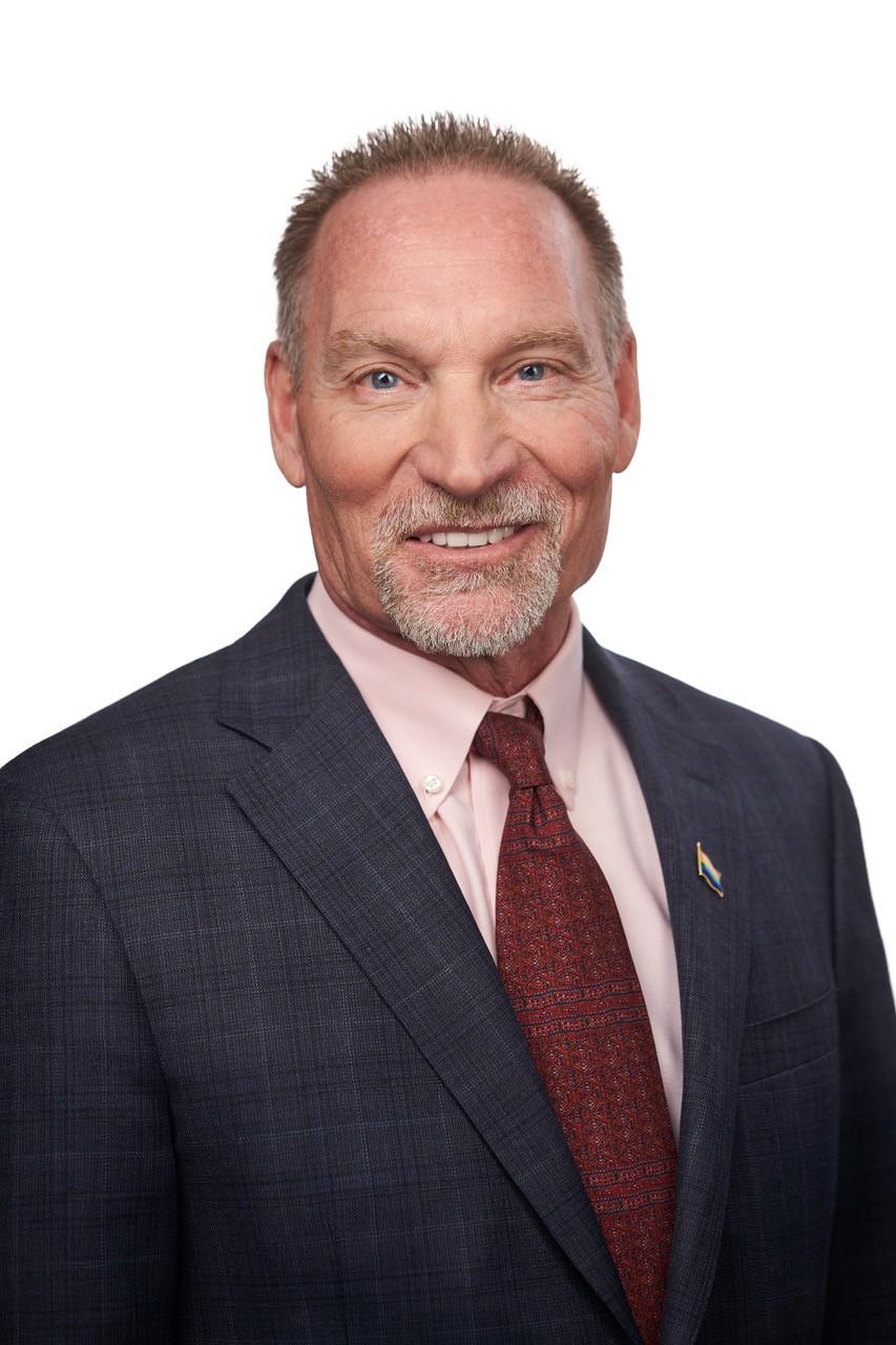 Dave Payne, VP HES, Chevron