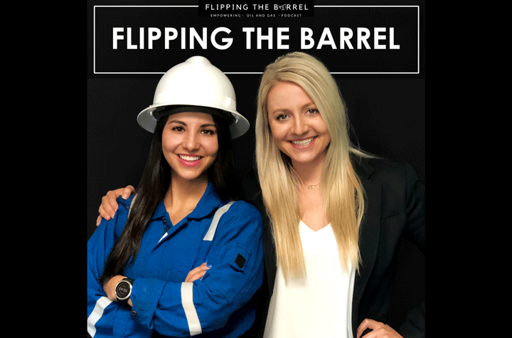 Massiel Diez Melo (left) and Jamie Elrod (right). Photos courtesy of Flipping the Barrel.