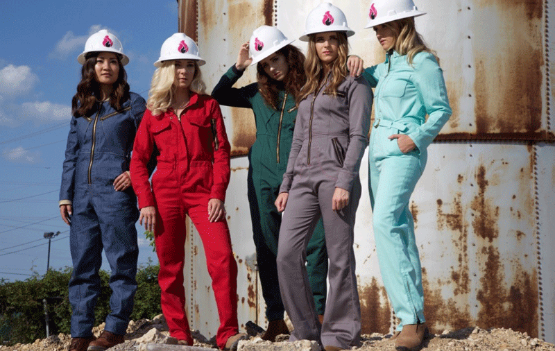 """Breaking the """"Glas"""" Ceiling in the Women's Flame-Resistant Clothing Market"""