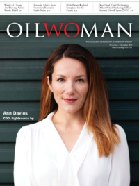 Oilwoman Magazine November-December 2020