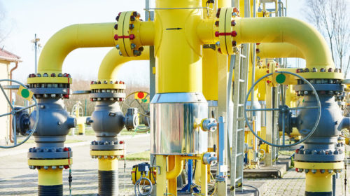 Natural gas leads the nation in electricity generation