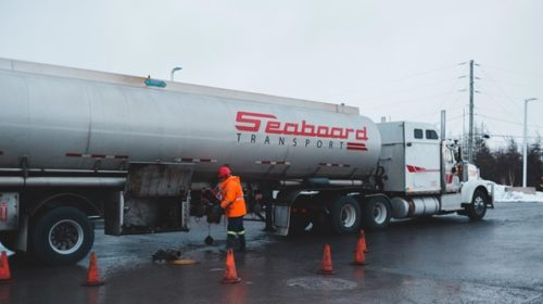 Examining the Cost of Shipping Oil by Tanker Truck