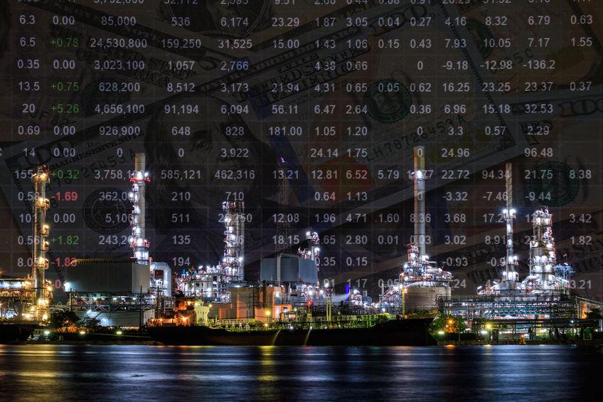 Energy stocks rebound as global economy shows strength