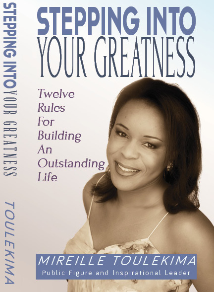 Stepping into Your Greatness