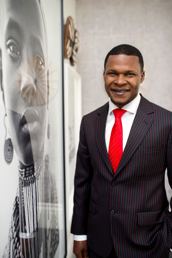 N.J. Ayuk, President, African Energy Chamber, Author Billions at Play