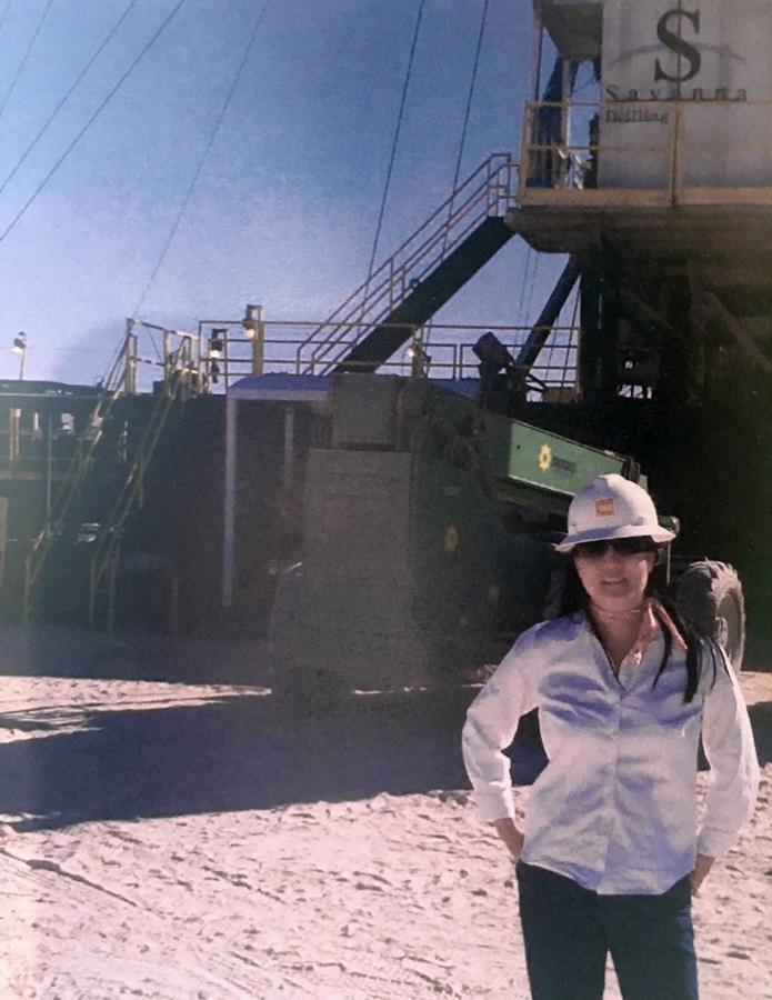 Kimberly Smith, RPL, Linn Energy Wells, Ector County, TX, 2011