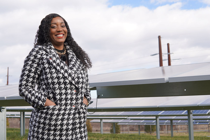 "Putting the ""We"" Into Community Solar"