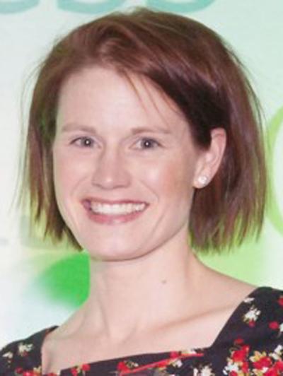 Freya Burton, LanzaTech, Chief Sustainability and People Officer
