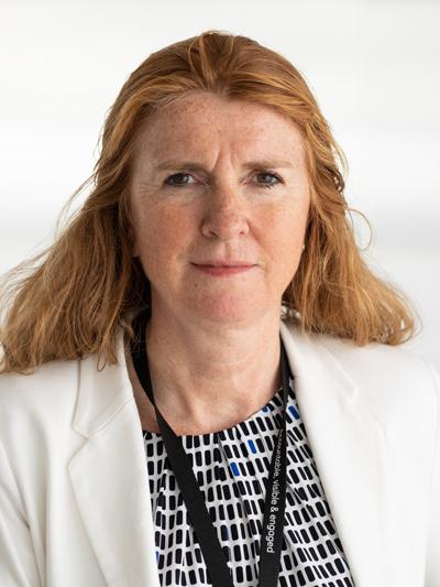 Jannicke Nilsson, Equinor, EVP, Safety, Security & Sustainability
