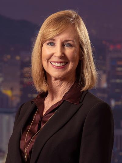 Lisa Johnston, AVEVA, Chief Sustainability Officer