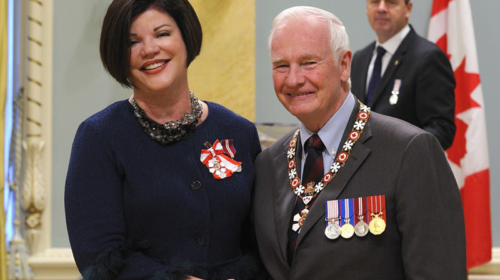 """Kathy Sendall: Canada's Self-Proclaimed """"Chair Chick"""""""