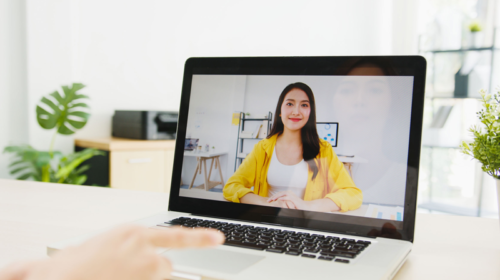 Ace Your Next Virtual Interview