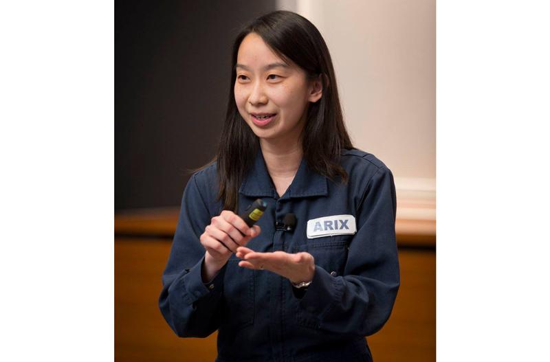 Photo courtesy of Tsai Center for Innovative Thinking at Yale (Tsai CITY)