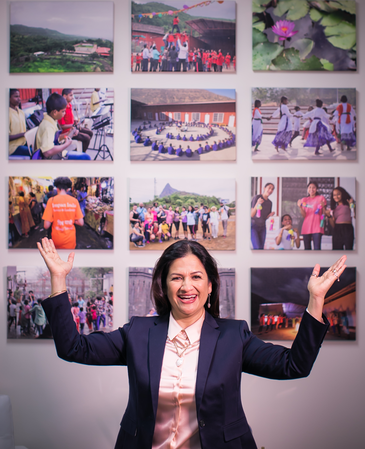 Photo courtesy of the Puranik Foundation, Houston, Texas.