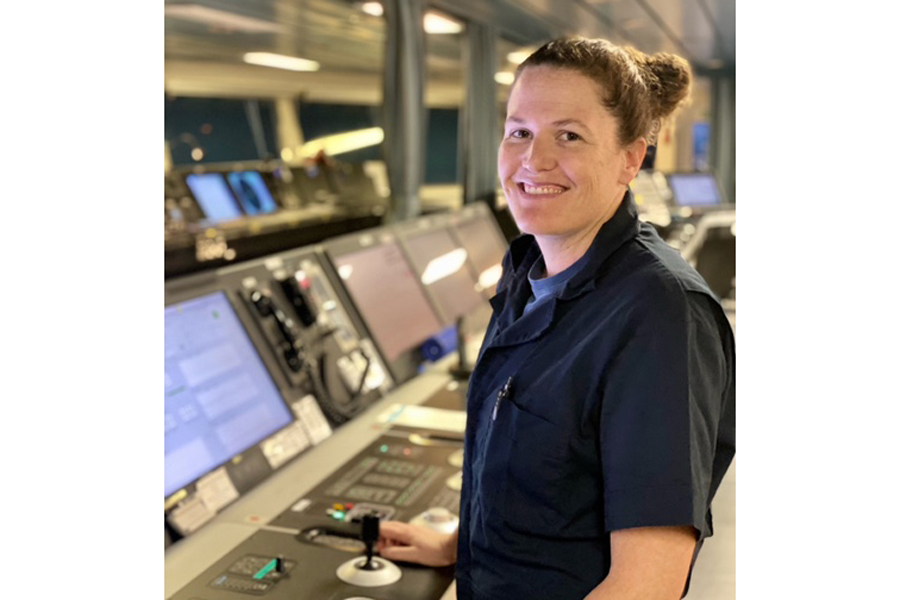 A Day in the Life of… a Dynamic Positioning Operator