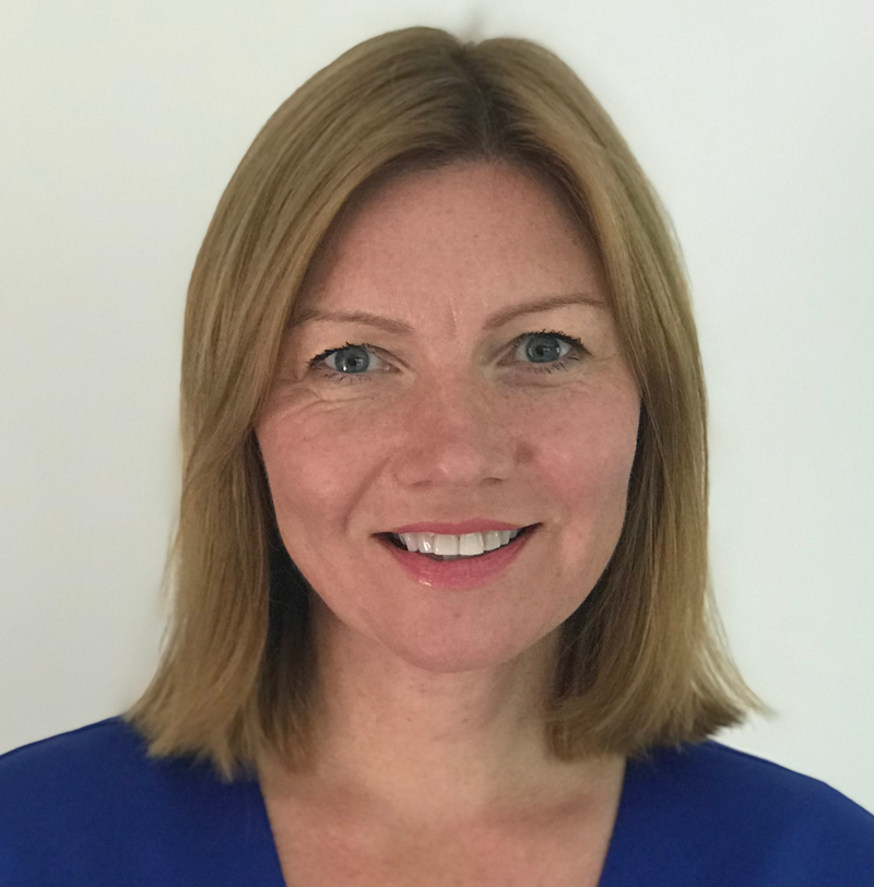 VP of projects, Fiona Campbell