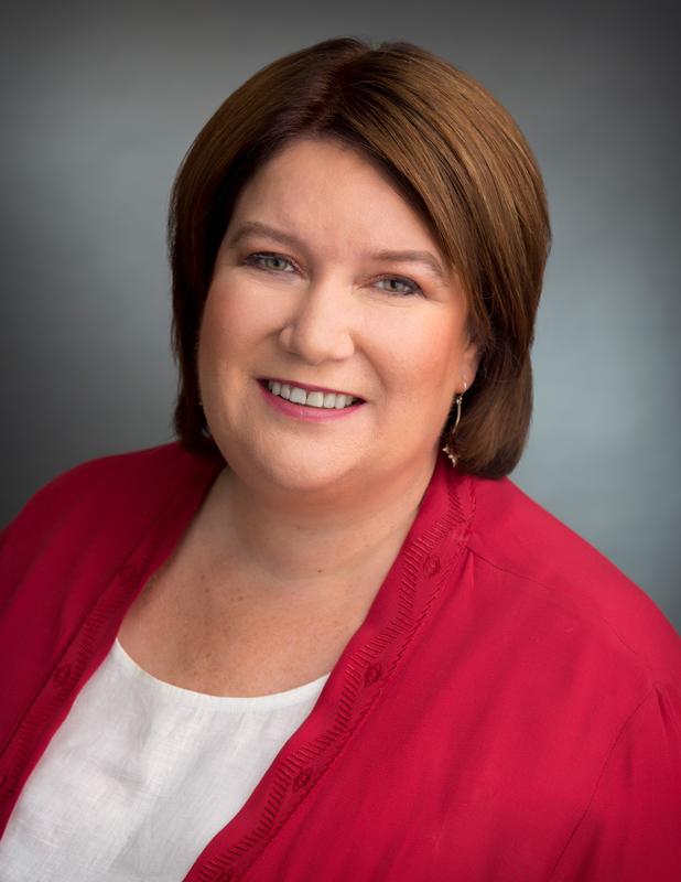 VP of wells, Sarah Gay