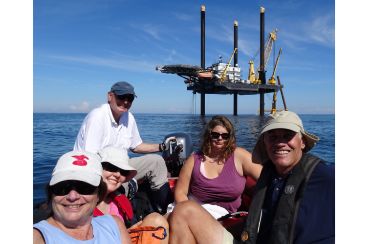 How an Oilman's Daughter Helped Establish the United States' First Offshore Wind Farm