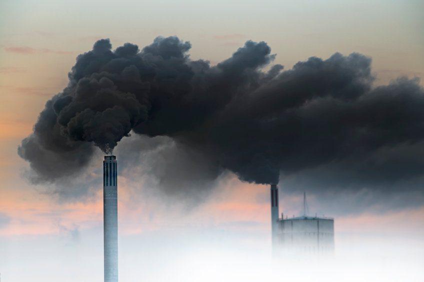 polluting powerplants