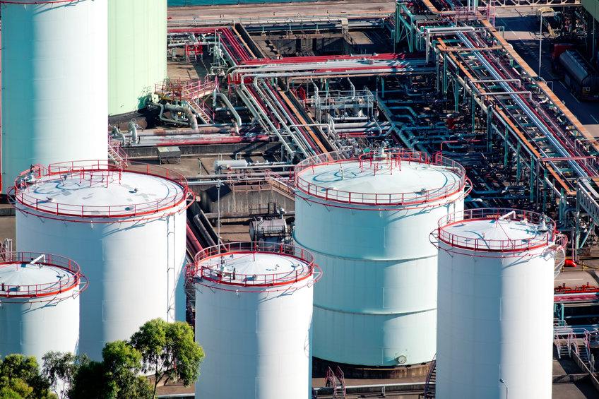 Hurricane Ida damages petroleum facilities